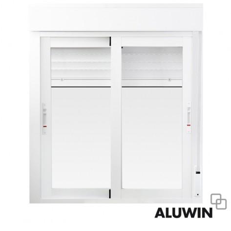 ventana corredera con persiana ofertas baratas