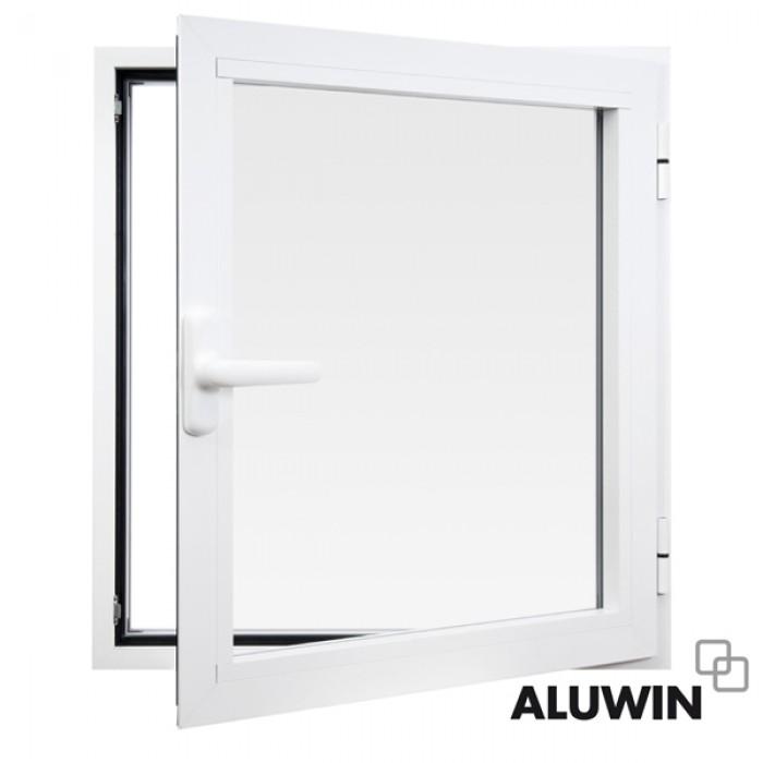 Ventana abatible una hoja sin persiana ventanas for Ventanas de aluminio oscilobatientes