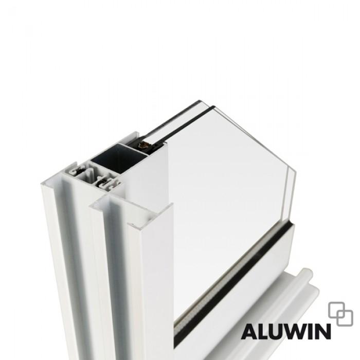 Ventana corredera sin persiana doble acristalamiento - Precios de ventanas de aluminio climalit ...