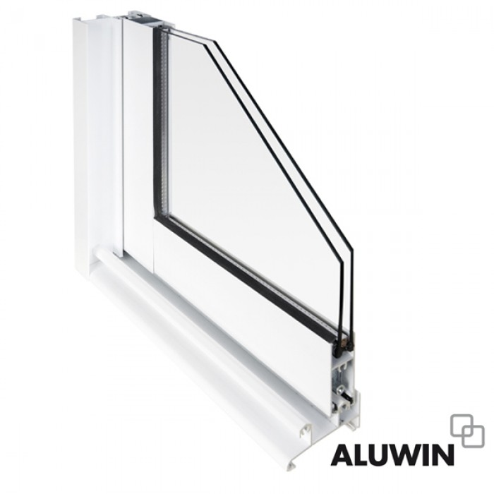 Ventana corredera con persiana doble acristalamiento for Precio correderas aluminio